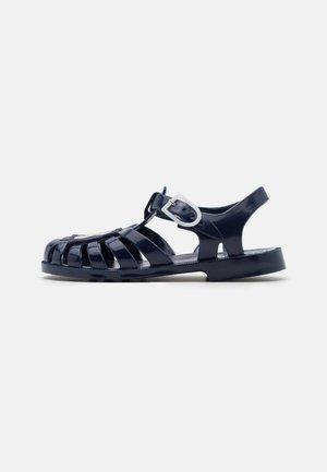 UNISEXE - Sandaalit nilkkaremmillä - marine