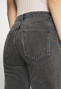 ARKET - Jeans straight leg - washed black - 3