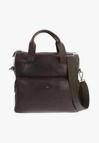 Braun Büffel - Briefcase - dark brown - 0