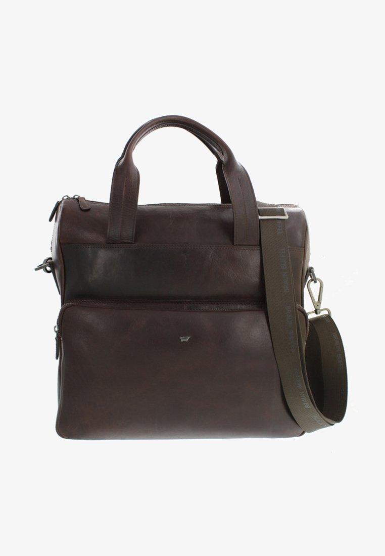 Braun Büffel - Briefcase - dark brown