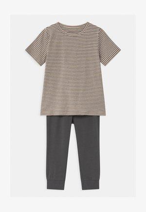 NKMNIGHTSET  - Pyjama - asphalt