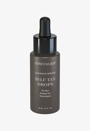 LUMINOUS BRONZE - SELF-TAN DROPS 30ML - Self tan - -
