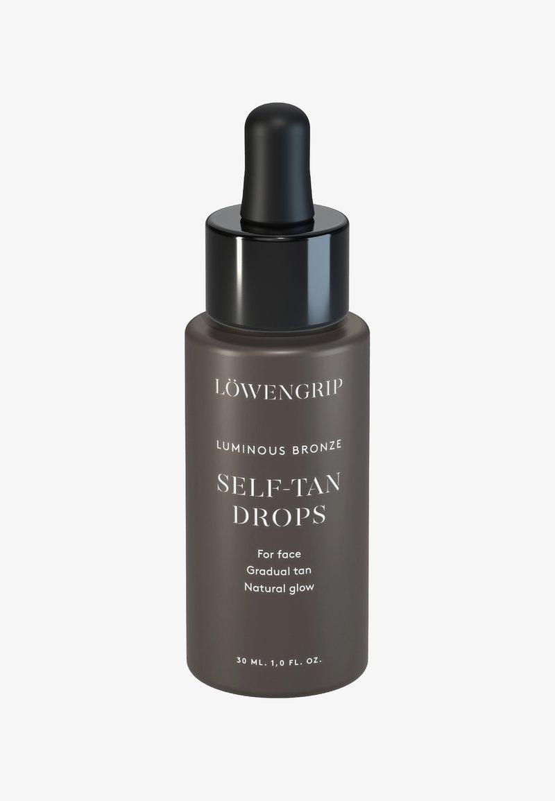 Löwengrip - LUMINOUS BRONZE - SELF-TAN DROPS 30ML - Self tan - -