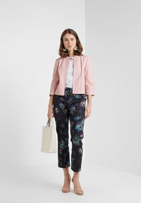 MAX&Co. - DENOTARE - Leather jacket - pink - 1