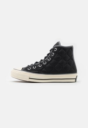 CHUCK TAYLOR ALL STAR 70 UNISEX - Höga sneakers - black/limestone grey/egret