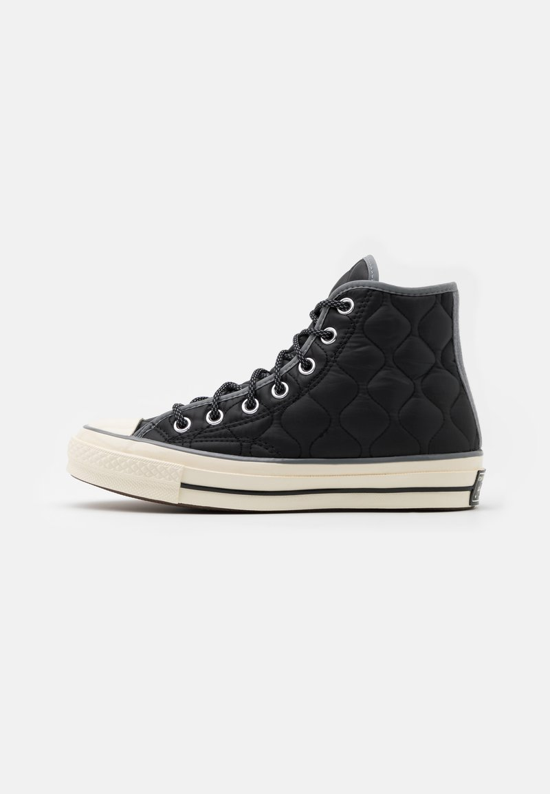 Converse - CHUCK TAYLOR ALL STAR 70 UNISEX - High-top trainers - black/limestone grey/egret