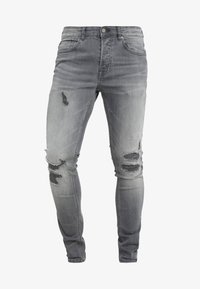 Only & Sons - ONSSPUN - Jeans Skinny Fit - grey denim - 3