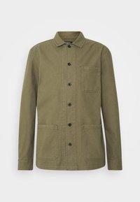 Burton Menswear London - LONG SLEEVE POCKET - Shirt - khaki - 6