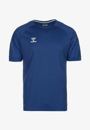 LEAD - T-shirt print - true blue