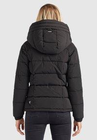 khujo - LILENA - Winter jacket - schwarz - 2
