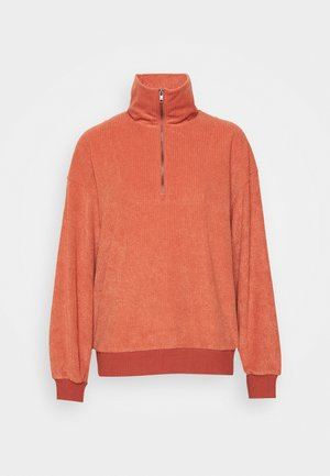 SWEET DREAMS - Sweatshirt - brick
