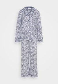 Marks & Spencer London - HANGING FLORAL SET - Pyžamo - blue mix - 4