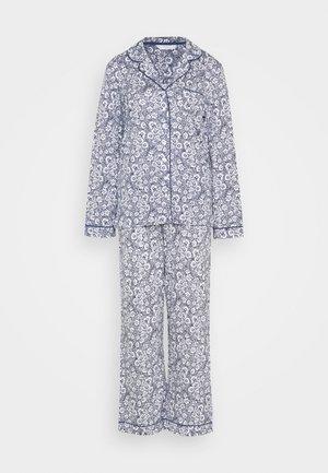 HANGING FLORAL SET - Pyjamas - blue mix