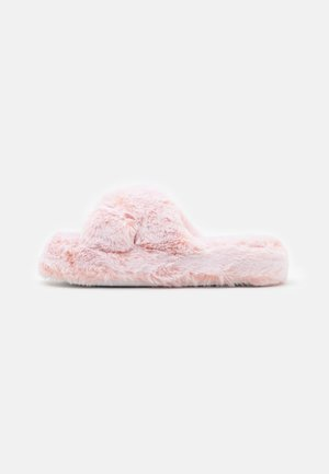 NATFORM FLATFORM SLIDER - Slippers - light pink