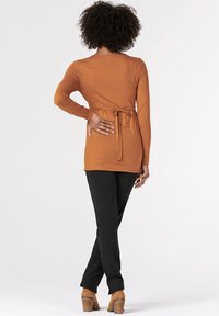 Esprit Maternity - Long sleeved top - rust - 2