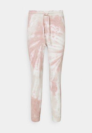 Tracksuit bottoms - tie dye