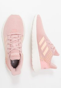 adidas Performance - CALIBRATE RESPONSE GO RUNNING SHOES - Neutral running shoes - pink spice/glow orange/glow pink - 1