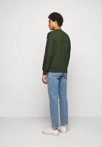 Colmar Originals - Sweatshirt - dark green - 2