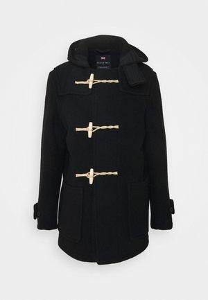MID MONTY - Krátký kabát - black