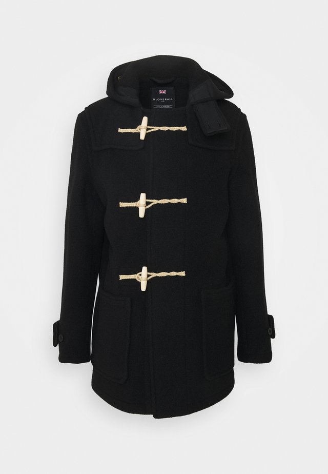 MID MONTY - Short coat - black