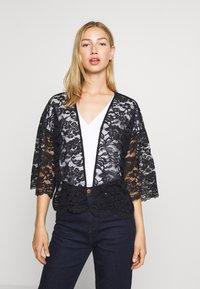 ICHI - IHININ - Summer jacket - black - 0