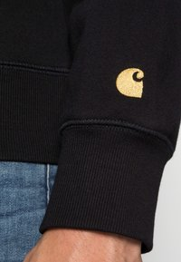 Carhartt WIP - CHASE - Sweatshirt - black/gold - 4