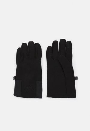 HUNTER GLOVES - Gloves - black