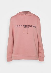Tommy Hilfiger - HOODIE - Sweat à capuche - soothing pink - 3