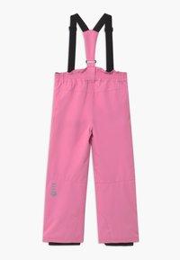 Color Kids - Spodnie narciarskie - fuchsia pink - 1