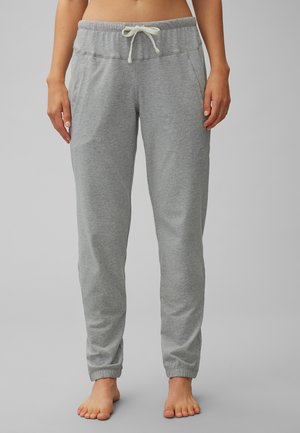 Pyjama bottoms - grey melange