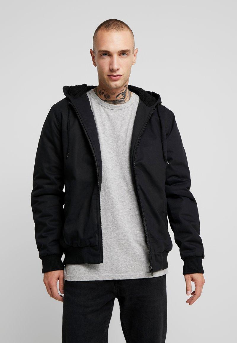 YOURTURN - Light jacket - black