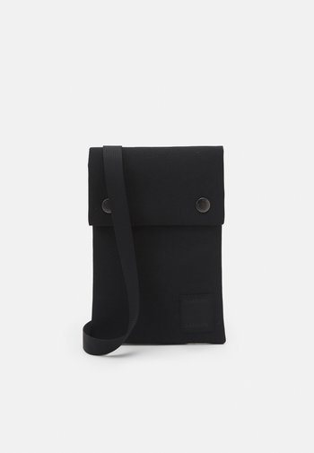 COBETT NECK UNISEX - Across body bag - black
