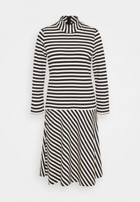 InWear - HUBERTIW DRESS - Day dress - black / french nougat - 0