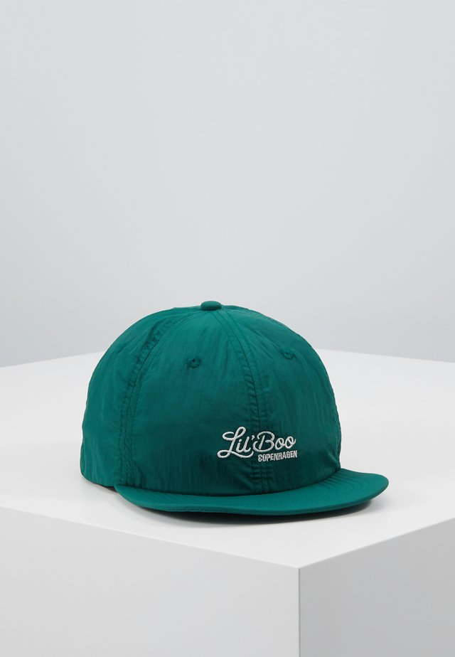 LIGHT WEIGHT SNAPBACK  - Pet - green