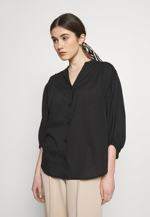 BLOSSOM - Blouse - black