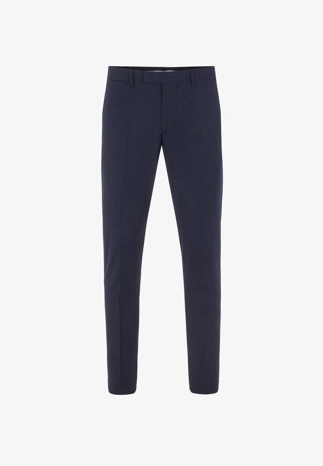 Spodnie garniturowe - jl navy