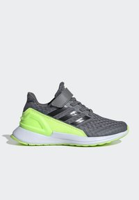 adidas Performance - RAPIDARUN SHOES - Sports shoes - grey - 5