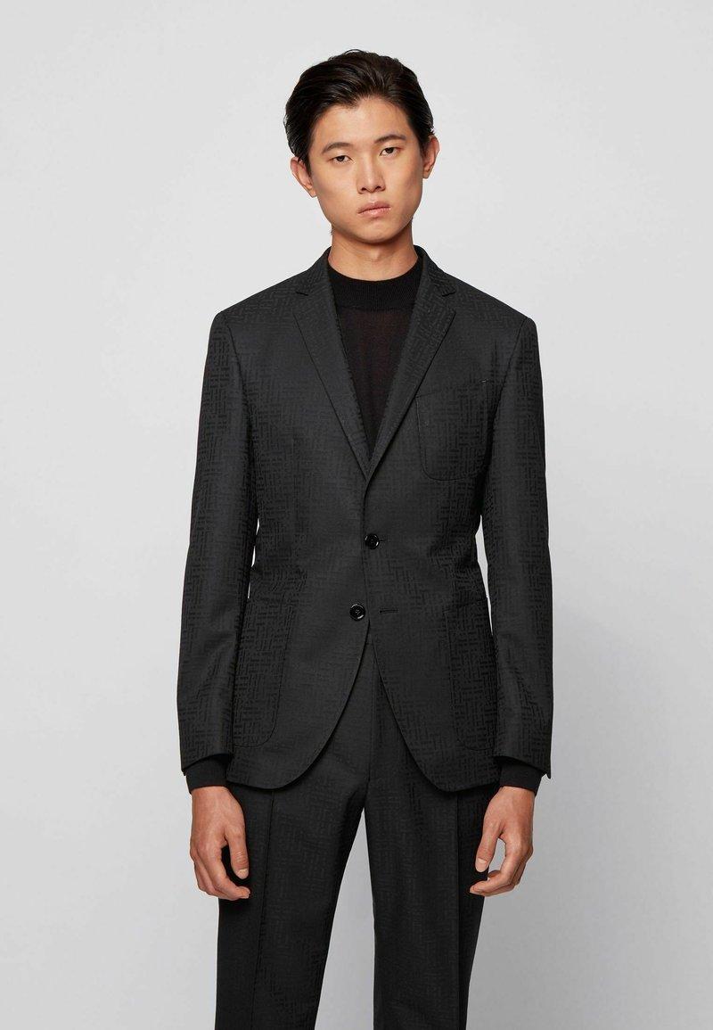 BOSS - RAYE - Blazer jacket - black