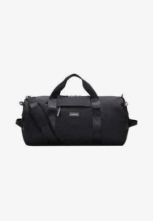 RE-CONSIGNED GARRET XL - Sac de sport - black