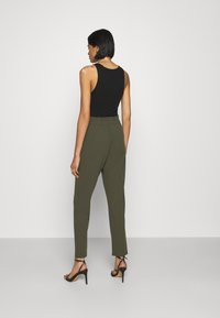JDY - JDYCATIA NEW PANT - Tracksuit bottoms - forest night - 2