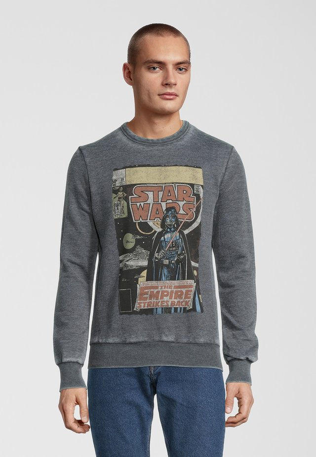 STAR WARS EMPIRE STRIKES - Sweatshirt - grau