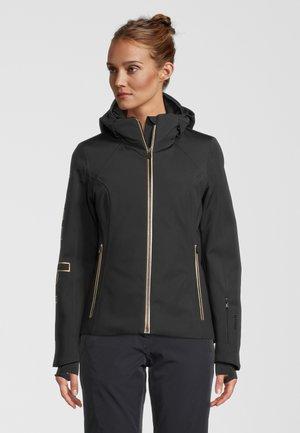 Ski jas - black/gold