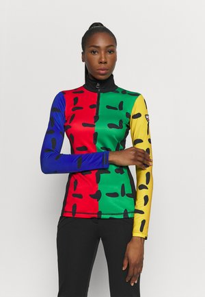 BESSI - Long sleeved top - multicolor