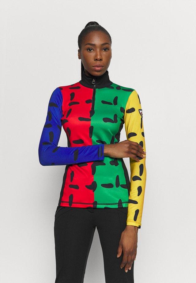 BESSI - Maglietta a manica lunga - multicolor
