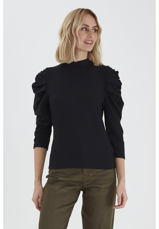 Sweter - black beauty