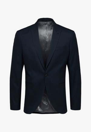 SLIM FIT - Suit jacket - dark blue