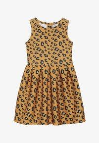 Friboo - Žerzejové šaty - cadmium yellow - 3