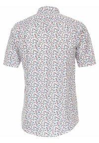 Casamoda - COMFORT FIT KURZARM - Shirt - rot - 1