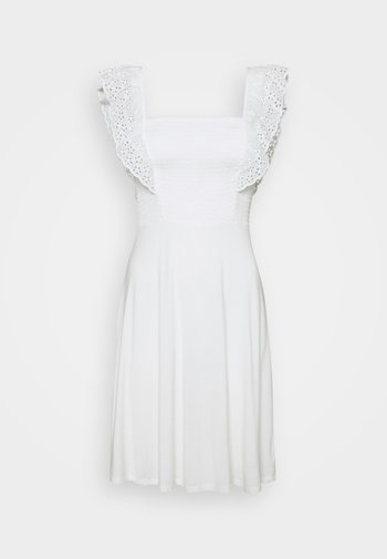 VIIRLA DRESS - Robe d'été - snow white