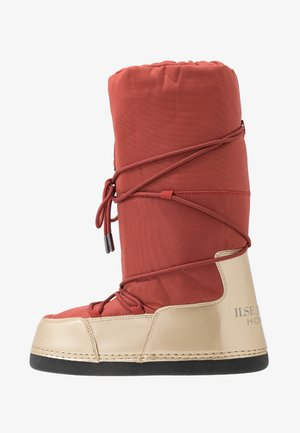 MOON 9070 - Winter boots - burnt henna
